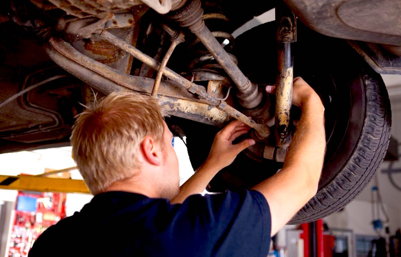 Axle, CV Joint, and Driveshaft Repairs